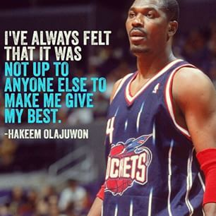 Goal, Basketball Quote